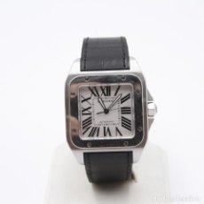 Relojes - Cartier: RELOJ CARTIER SANTOS 100 XL . Lote 110302695