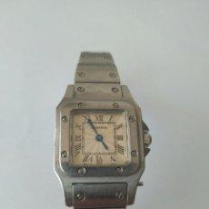 Relojes - Cartier: RELOJ-CARTIER SANTOS / FUNCIONA PERFECTAMENTE. Lote 110461699