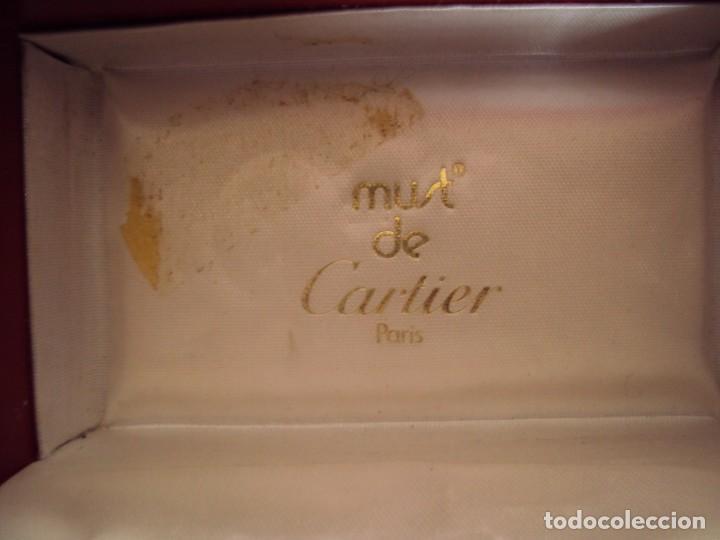 Relojes - Cartier: (RE-180225)CAJA PARA MUST DE CARTIER - Foto 2 - 113467247