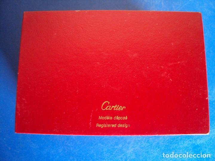 Relojes - Cartier: (RE-180225)CAJA PARA MUST DE CARTIER - Foto 3 - 113467247