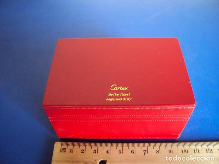 Relojes - Cartier: (RE-180225)CAJA PARA MUST DE CARTIER - Foto 4 - 113467247