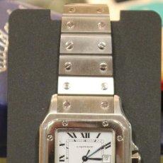 Relojes - Cartier: SANTOS - ACERO. AUTOMATICO.. Lote 119115507