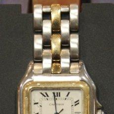 Relojes - Cartier: SANTOS PANTHERE DE CARTIER. COMBINADO ACERO ORO.. Lote 119115815