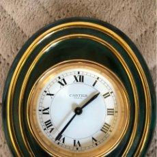 Relojes - Cartier: RELOJ SOBREMESA CARTIER. Lote 120646855