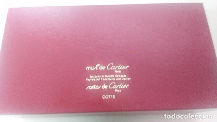 Relojes - Cartier: CAJA DE CARTIER RELOJ O DE PULSERA - Foto 2 - 121332755
