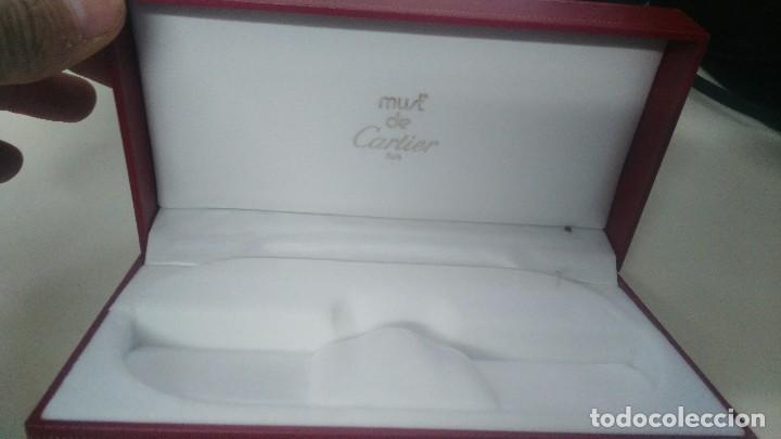 Relojes - Cartier: CAJA DE CARTIER RELOJ O DE PULSERA - Foto 3 - 121332755