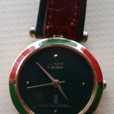 Relojes - Cartier: RELOJ MUST DE CARTIER QUARTZ. Lote 124666675