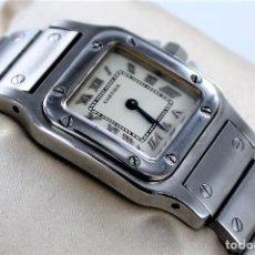 Relojes - Cartier: RELOJ CARTIER SANTOS SEÑORA. Lote 128558155