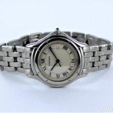 Relojes - Cartier: RELOJ CARTIER COUGAR EN ACERO PARA SEÑORA. Lote 130316954