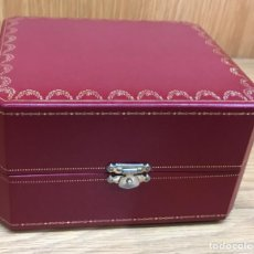 Relojes - Cartier: BONITA CAJA DE RELOJ CARTIER. Lote 133898790