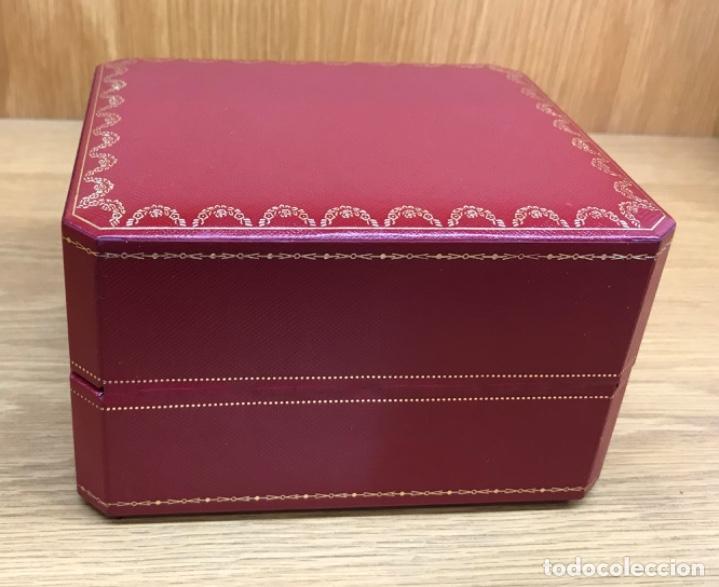 Relojes - Cartier: Bonita caja de reloj Cartier - Foto 2 - 133898790