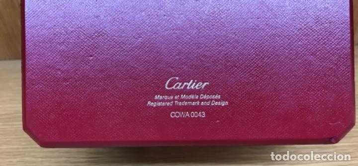 Relojes - Cartier: Bonita caja de reloj Cartier - Foto 3 - 133898790