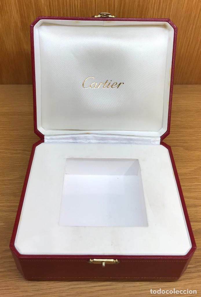 Relojes - Cartier: Bonita caja de reloj Cartier - Foto 5 - 133898790