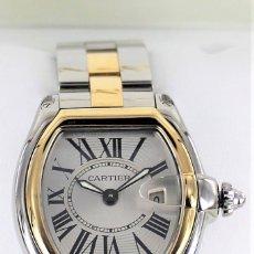 Relojes - Cartier: CARTIER ROADSTER ACERO Y ORO 18 K 32×37 MM, REF W6202644. Lote 135245042