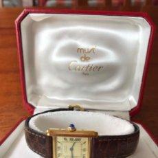 Relojes - Cartier: RELOJ ANTIGUO MUST DE CARTIER VERMEIL 20 M.. Lote 137165762
