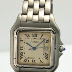 Relojes - Cartier: CARTIER PANTHÈRE CABALLERO ¡¡COMO NUEVO!!. Lote 140548350