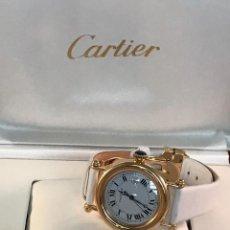 Relojes - Cartier: RELOJ CARTIER DIABOLO GOLD. Lote 141462750