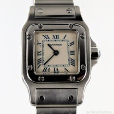 Relojes - Cartier: CARTIER SANTOS GALBEE 1565 24 X 35 MM. Lote 141878254