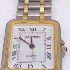 Relojes - Cartier: RELOJ CARTIER QUARTZ EN FUNCIONAMIENTO. Lote 143133884