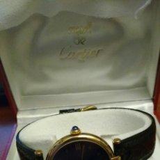 Relojes - Cartier: CARTIER. RELOJ VLC VERMEIL GM PARA HOMBRE.. Lote 143458758