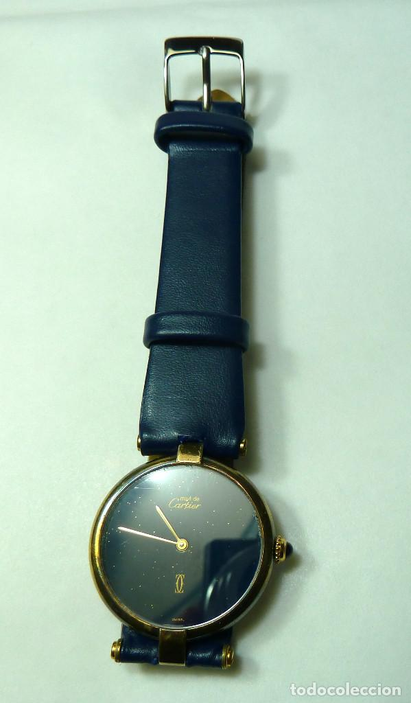 RELOJ CARTIER MUST VERMEIL (Relojes - Relojes Actuales - Cartier)
