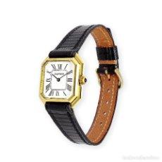 Relojes - Cartier: CARTIER RELOJ DE SEÑORA ORO AMARILLO 18K. Lote 160930078