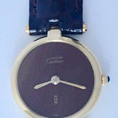 Relojes - Cartier - CARTIER-PLATA PLAQUÈ ORO 18KT 20 MICRAS-MUJER ¡¡COMO NUEVO!! - 161602370