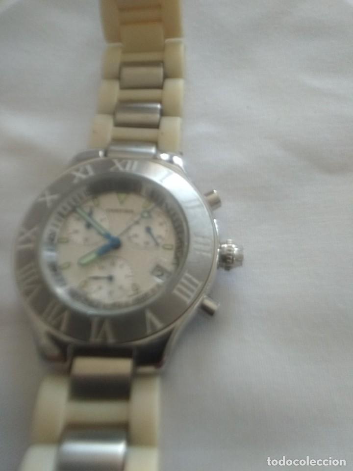 RELOJ CARTIER (Relojes - Relojes Actuales - Cartier)