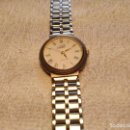 Relojes - Cartier: (MUST DE CARTIER, QUARTS) ARGENT PLAQUE OR G 20 M SWISS 17 050 343. FUNCIONANDO.. Lote 166934201