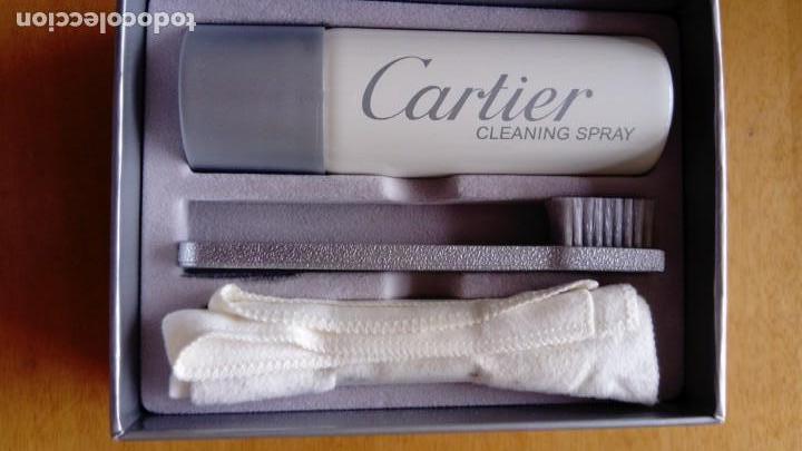 Relojes - Cartier: Kit de mantenimiento Cartier para brazaletes de metal - Foto 2 - 168831964