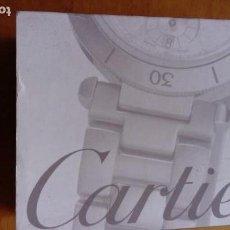 Relojes - Cartier: KIT DE MANTENIMIENTO CARTIER PARA BRAZALETES DE METAL . Lote 168831964