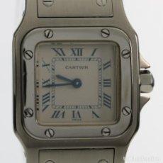 Relojes - Cartier: CARTIER SANTOS GALBEE ACERO 24MM. Lote 168914748