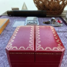 Relógios - Cartier: CAJA RELOJ CARTIER. Lote 171770149