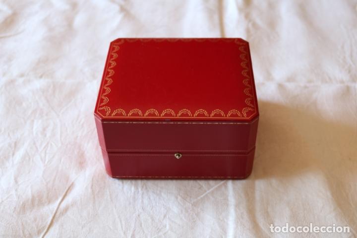 Relojes - Cartier: Caja Cartier para reloj. Cartier box for a watch. - Foto 3 - 172161629