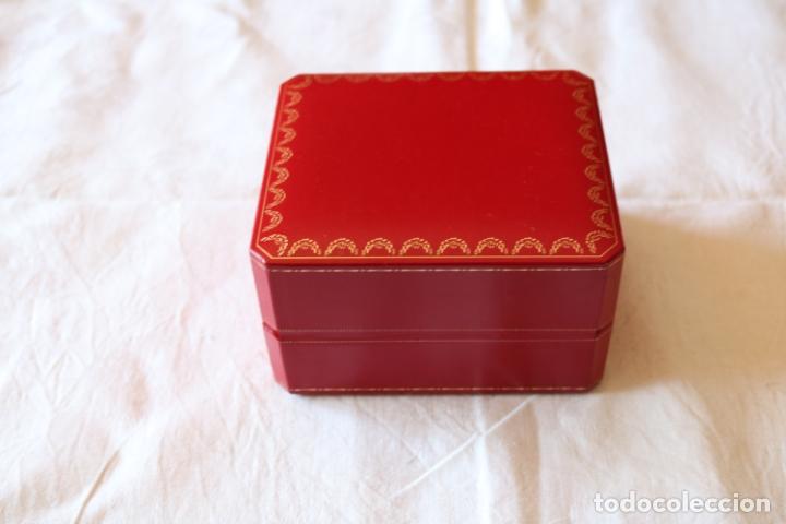 Relojes - Cartier: Caja Cartier para reloj. Cartier box for a watch. - Foto 5 - 172161629
