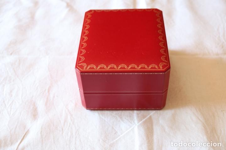 Relojes - Cartier: Caja Cartier para reloj. Cartier box for a watch. - Foto 6 - 172161629