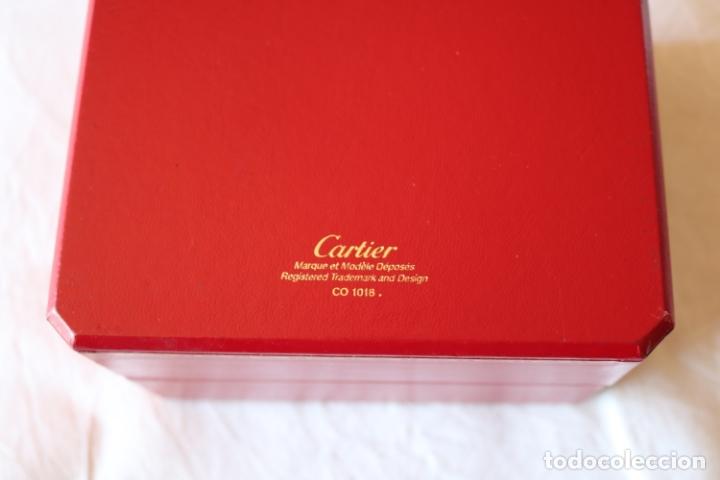 Relojes - Cartier: Caja Cartier para reloj. Cartier box for a watch. - Foto 8 - 172161629