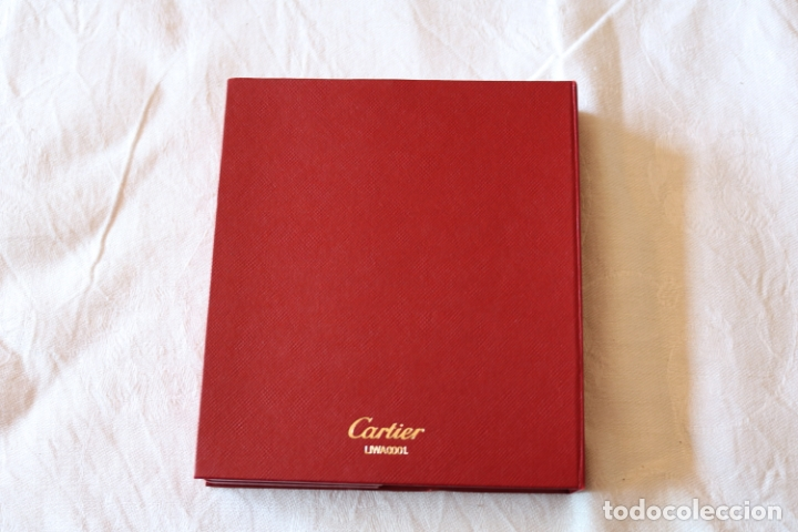 Relojes - Cartier: Caja Cartier para reloj. Cartier box for a watch. - Foto 4 - 172161904