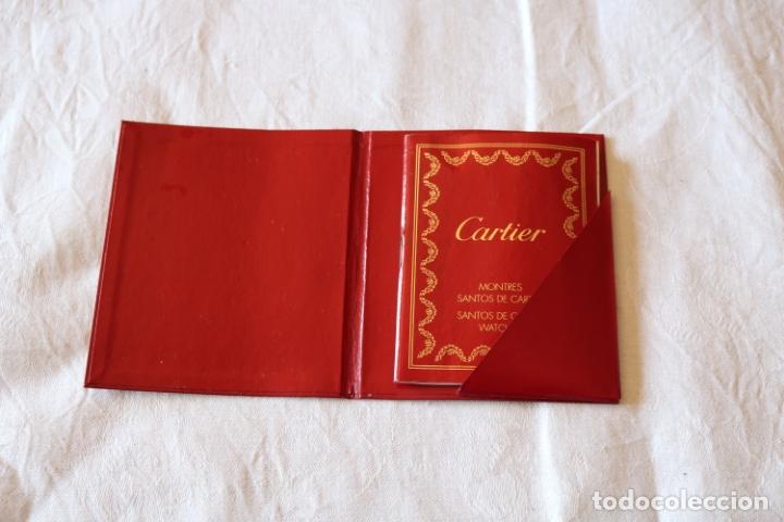 Relojes - Cartier: Caja Cartier para reloj. Cartier box for a watch. - Foto 8 - 172161904