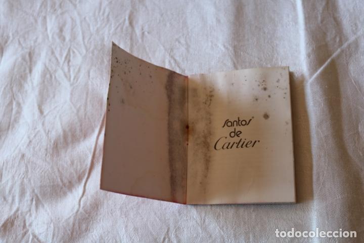 Relojes - Cartier: Caja Cartier para reloj. Cartier box for a watch. - Foto 9 - 172161904