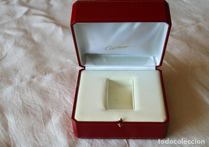 Relojes - Cartier: Caja Cartier para reloj. Cartier box for a watch. - Foto 12 - 172161904