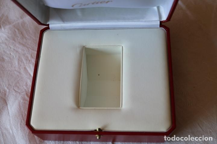 Relojes - Cartier: Caja Cartier para reloj. Cartier box for a watch. - Foto 13 - 172161904