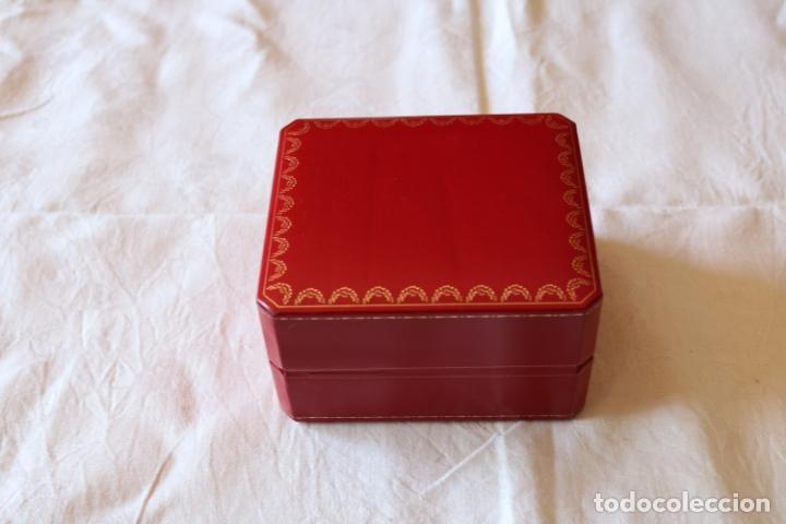 Relojes - Cartier: Caja Cartier para reloj. Cartier box for a watch. - Foto 16 - 172161904