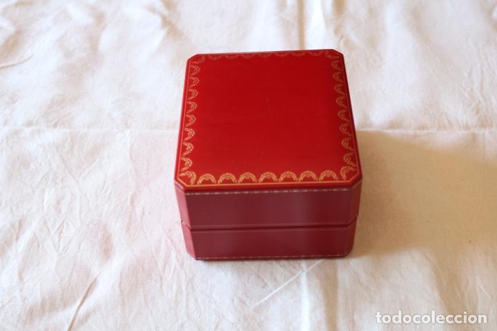 Relojes - Cartier: Caja Cartier para reloj. Cartier box for a watch. - Foto 17 - 172161904