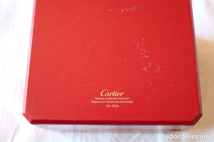 Relojes - Cartier: Caja Cartier para reloj. Cartier box for a watch. - Foto 20 - 172161904