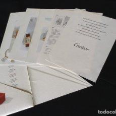 Relojes - Cartier: INFORMACIÓNES CARTIER VARIOS. Lote 172695767