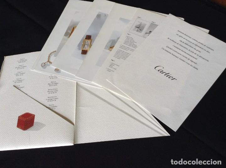 Relojes - Cartier: Informaciónes cartier varios - Foto 5 - 172695767
