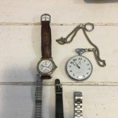 Relojes - Cartier: LOTE RELOJES CARTIER, LOTUS, ORIENT.... Lote 175630392