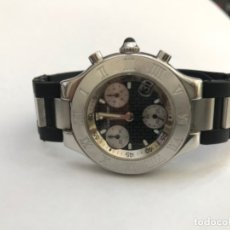 Relojes - Cartier: RELOJ CARTIER CHRONOSAPH 21. Lote 182265740