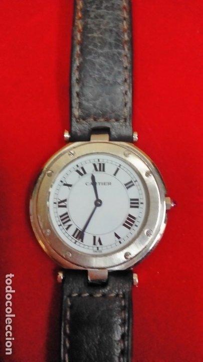 SANTOS DE CARTIER-DAMA (Relojes - Relojes Actuales - Cartier)
